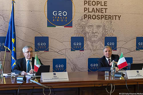 El G20 pacta última moratoria de deuda para países pobres