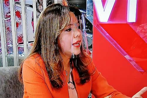 Viceministra Alcón sobre pedidos de renuncia: 'Nosotros vamos a trabajar hasta donde nos digan'