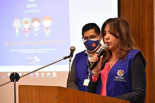 Viceministra Alcón insta a aplicar guía periodística para el manejo de casos de violencia sexual contra la niñez y adolescencia