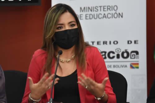Viceministra de Comunicación convoca a un trabajo conjunto entre gobiernos, instituciones y medios en la lucha contra el COVID-19