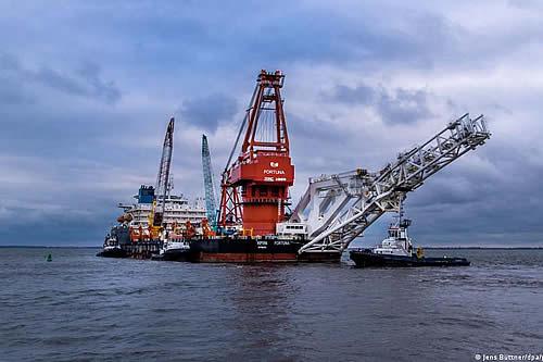 Ucrania y Polonia critican acuerdo sobre Nord Stream 2