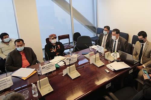 Fiscal General ratifica ante comisión legislativa que pericia internacional sobre el supuesto fraude cumplió todos los requisitos técnicos