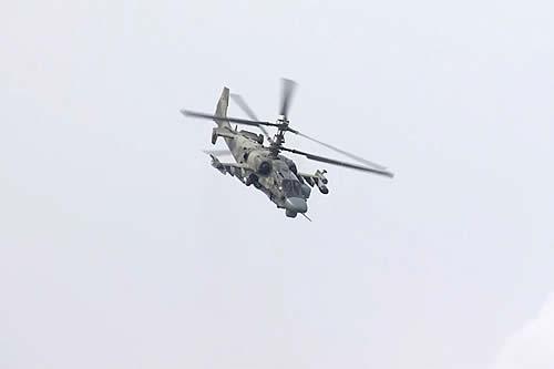 El FSB ruso realiza un ejercicio antiterrorista en vísperas del salón aeroespacial MAKS 2021