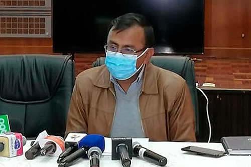 Renuncia el Secretario Municipal de Salud de El Alto