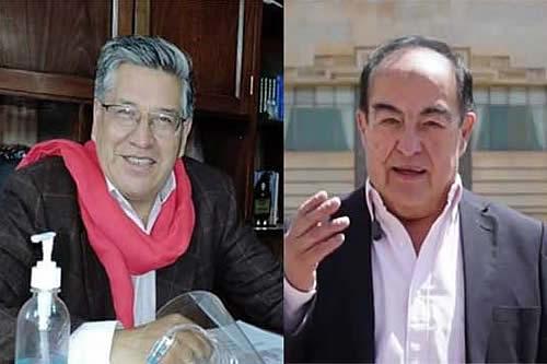 Habrá segunda vuelta entre Óscar Heredia y Gonzalo Taboada para rector de la UMSA