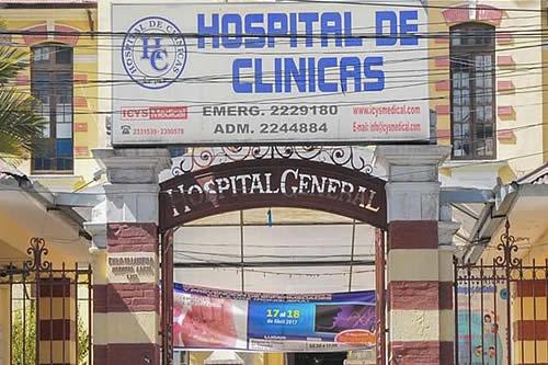 Sirmes alerta contagios de Covid-19 en personal del bloque quirúrgico