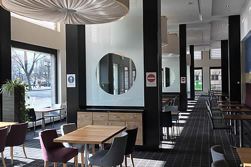 COVID-19: cómo los hoteles de Berlín sobreviven al confinamiento