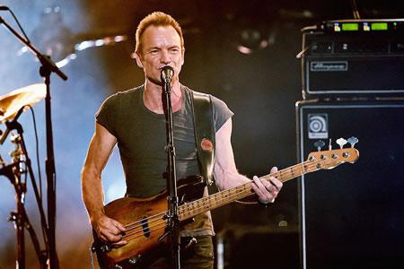 Sting presentará en México su duodécimo álbum tras más de 10 años de silencio