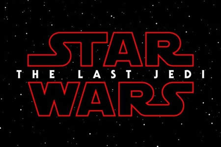 """La nueva entrega de """"Star Wars"""" llevará por título """"The Last Jedi"""""""