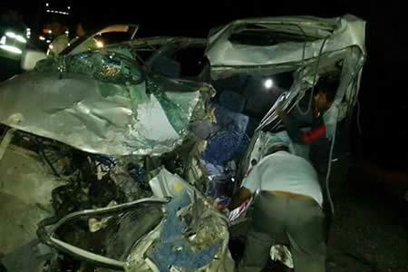 Un muerto en choque de vehículos en Villa Tunari