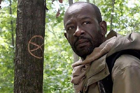 """Lennie James: """"Es necesario recordar el precio violencia en The Walking Dead"""""""