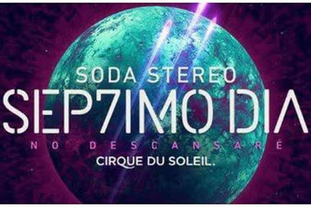 Soda Stereo lanza el primer tema del show de Circo del Sol basado en su obra