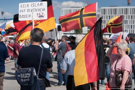 Europa también rechaza la inmigración musulmana