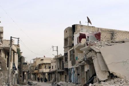 El suministro de agua en Alepo se restablecerá del todo en 10 días, dice ONU