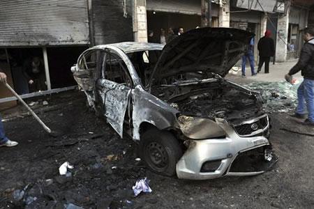 Al menos 69 muertos en choques entre facciones extremistas en el norte sirio