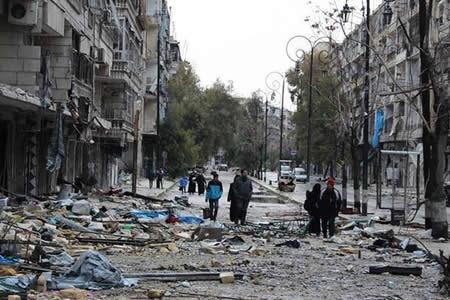 El EI vuelve a sabotear el suministro de agua en Alepo