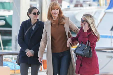 """""""Big Little Lies"""", la apuesta de HBO sobre el universo femenino"""