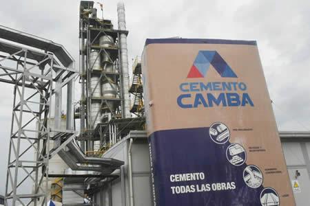 Bolivia dejará de importar cemento y hasta podrá exportarlo