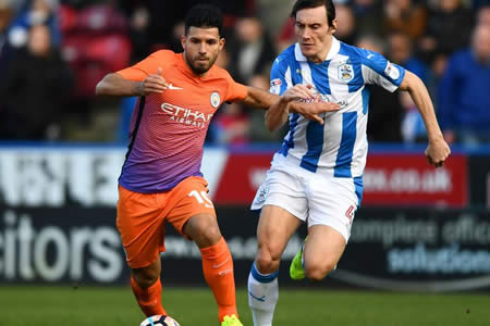 El Manchester City no puede con el Huddersfield e irá al desempate