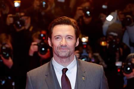 """Hugh Jackman, """"feliz"""" de estar en Brasil para promocionar el filme """"Logan"""""""