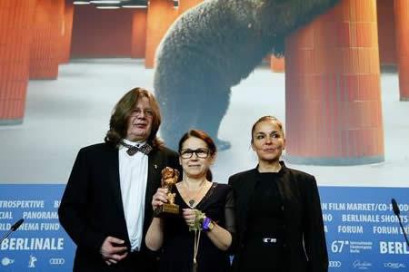 Berlín dio su oro a delicia húngara y la plata al extra-seco Kaurismäki