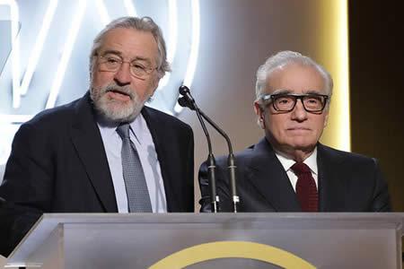 Netflix se hace con los derechos del nuevo proyecto de Scorsese y De Niro