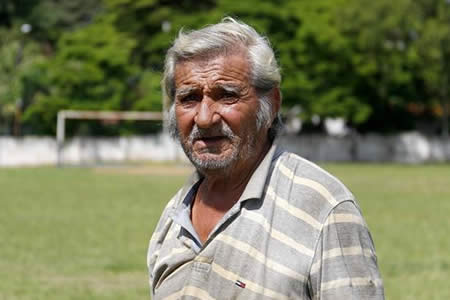 El futbolista paraguayo que hace 60 años derribó una avioneta de un pelotazo