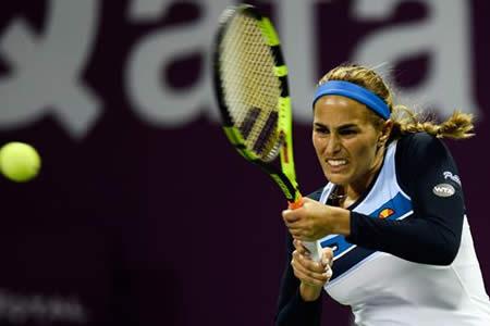 Kerber bate a Puig en la reedición de la final olímpica