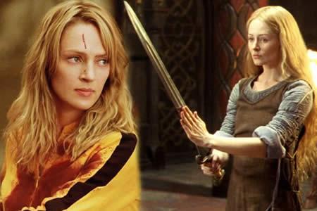 'El señor de los anillos': Uma Thurman se arrepiente de haber rechazado el papel de Eowyn