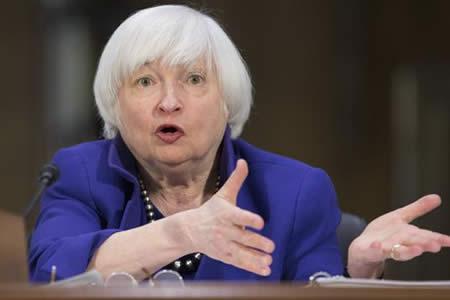 """Fed ve alza de tipos """"bastante pronto"""" si continúa mejora económica en EE.UU."""