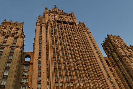 """La Cancillería rusa lanza en su web una sección dedicada a las """"noticias falsas"""" sobre Rusia"""