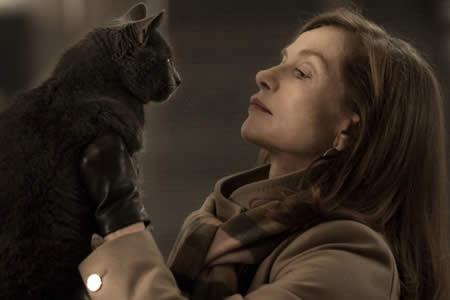 """""""Elle"""" y Huppert buscan en los César un respaldo para los Oscar"""