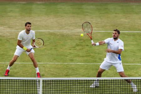 Wawrinka y Dimitrov acompañarán a Nadal y Murray en el torneo de Queen's