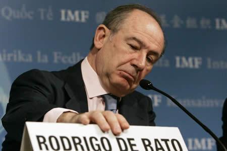 Ex director del FMI Rato condenado a cuatro años y seis meses por fraude