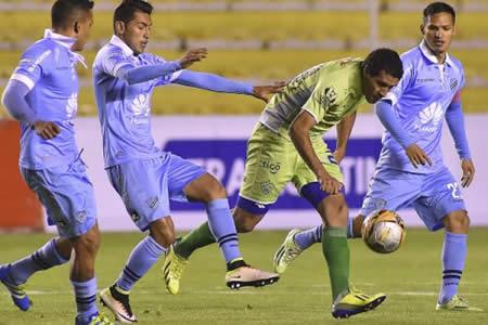 Bolívar quiere su cuarta victoria al hilo ante Sport Boys