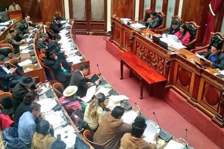 Cámara de Diputados aprueba en grande Ley General de la Coca