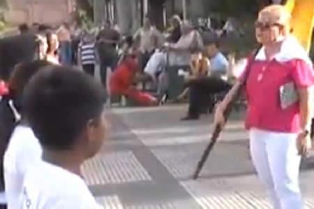 Condena general a exdiputada que usó políticamente a niños