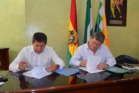 El Salvador expresa interés en comprar urea boliviana