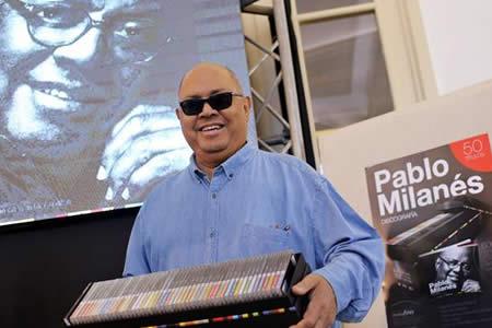 Pablo Milanés celebra 74 años con la reedición de su discografía completa