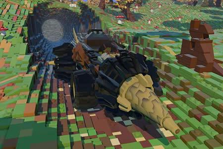 """""""Lego Worlds"""": un videojuego en el que todo está por construir y destruir"""