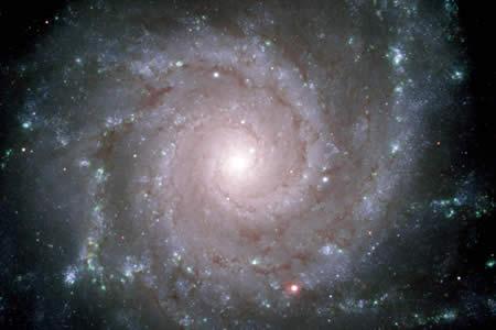 La materia oscura tuvo menos presencia en el Universo temprano que ahora