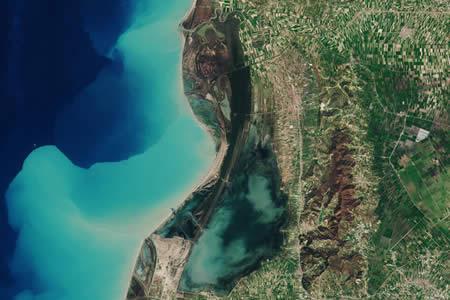 El satélite europeo Sentinel-2B envía sus primeras imágenes desde el espacio