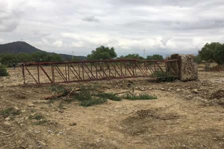Denuncian destrucci n en cementerio cochabambino noticias for Cementerio jardin la paz bolivia