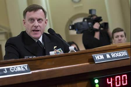 Director de NSA: El Gobierno de Obama no pidió al Reino Unido espiar a Trump