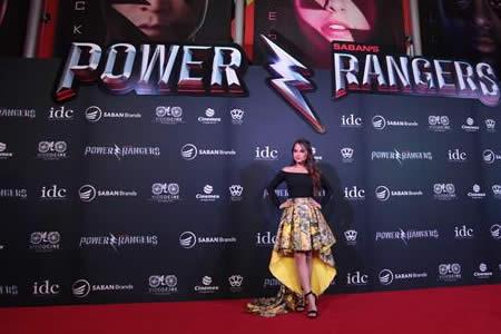 Becky G: Ser superheroína latina en Power Rangers es lo más estupendo