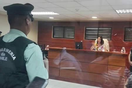 Juzgado chileno determina que los nueve bolivianos continúen detenidos
