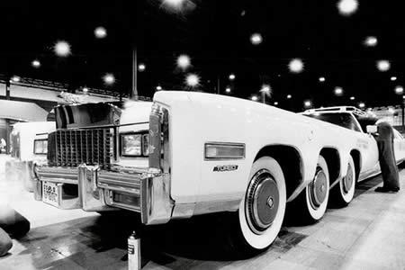 ¿Cómo era el coche más largo del mundo en sus años dorados?
