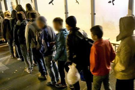 Unicef pide mismas oportunidades para menores refugiados en Alemania