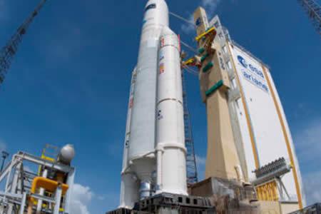 Una huelga obliga a retrasar un día el lanzamiento de un satélite brasileño