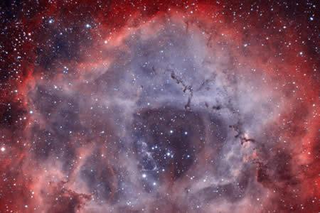 La NASA publica imágenes de estrellas fugitivas